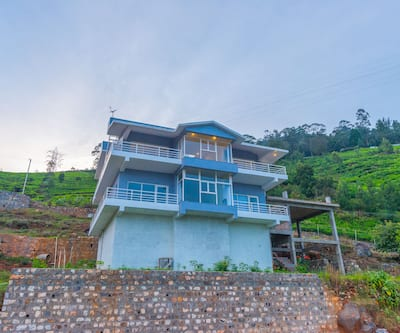 V�Resorts�Oak N Teas Villa�Kotagiri,Ooty