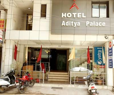 Hotel Aditya Palace, MP Nagar,