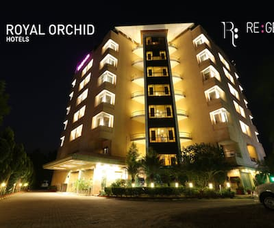 Regenta Orkos Haridwar by Royal Orchid Hotels,Haridwar