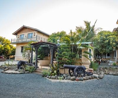 Gir Lions Paw Resort With Swimming Pool,Sasan Gir