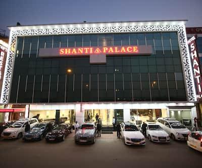 Hotel Shanti Palace,New Delhi