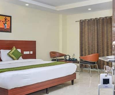 Treebo Trip Vikrant's Residency,Gurgaon