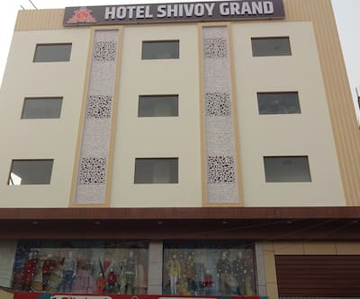 Hotel Shivoy Grand,Varanasi