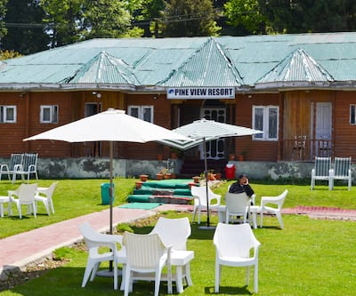 Pine View Resort,Gulmarg