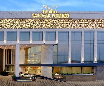 Taurus Sarovar Portico - A Sarovar Hotel,New Delhi