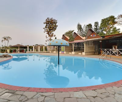 Treebo Trend Blue Mountain Country Club and Resort,Siliguri