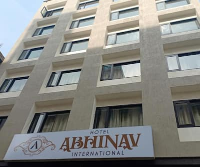 Hotel Abhinav International,Varanasi