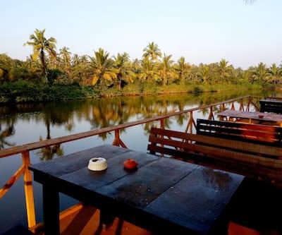 OM Lake Resort,Goa