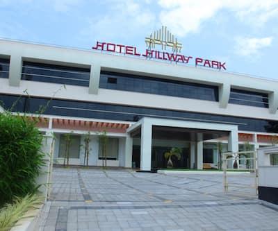 Hotel Hillway Park,Kollam