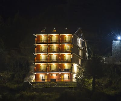 Holiday BnB,Manali