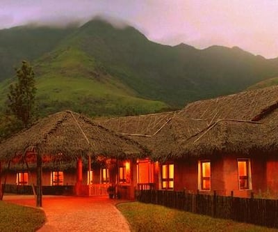 Banasura Hill Resort,Wayanad