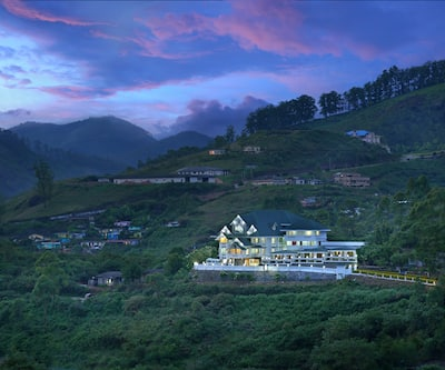 Elysium Garden Hill Resorts,Munnar