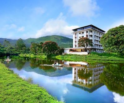 Westwood Riverside Garden Resorts,Munnar