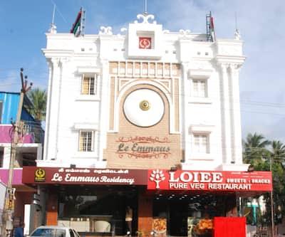 Le Emmaus Residency,Chennai