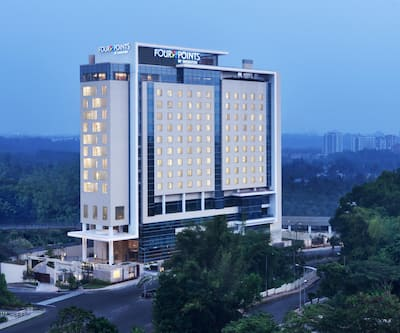 Four Points by Sheraton Kochi Infopark,Cochin