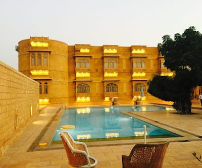 Golden Haveli,Jaisalmer