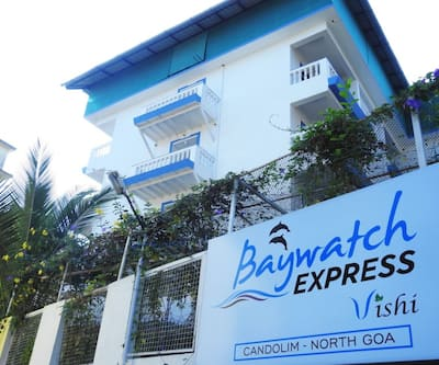 Baywatch express Vishi,Goa
