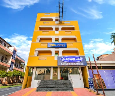 FabHotel Radha Residency Thendral Nagar,Pondicherry