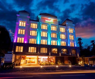 Hotel Span International,Cochin