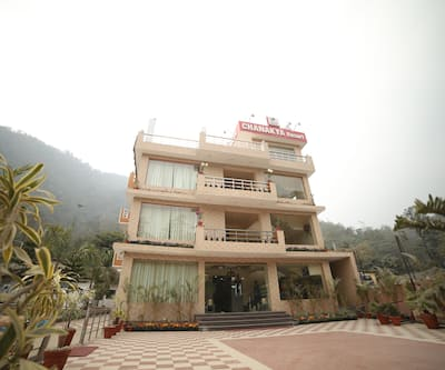Chanakya Resort,Rishikesh