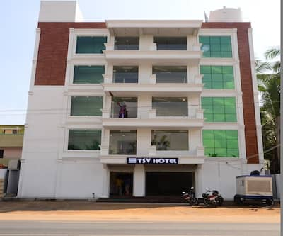 TSV Hotel,Pondicherry