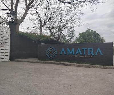 Amatra By the Ganges, Haridwar Rishikesh Road,