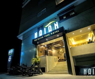 Haian- An Olive Tree Hotel,Vijayawada