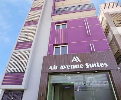 Air Avenue Suites, Bengaluru International Airpor,