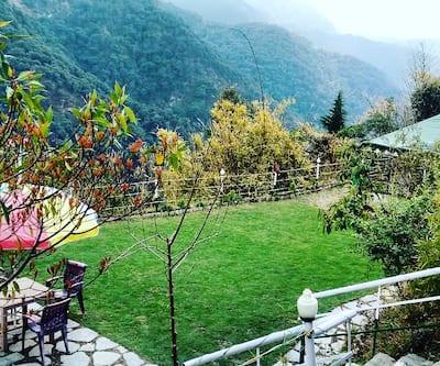 Nature Drops, pangot,Nainital