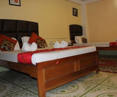 The Tateng Retreat, Kazi Road,