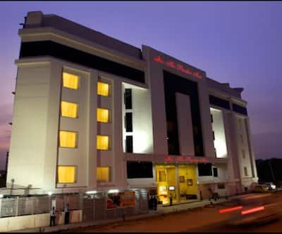 The Peerless Inn Hyderabad, Gachi Bowli,