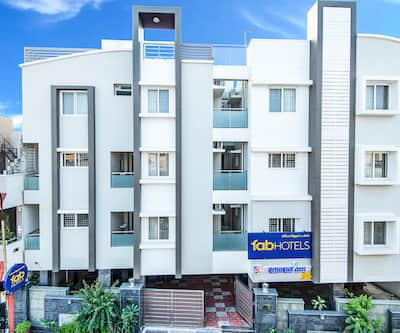 FabHotel Rithikha Inn Manapakkam,Chennai