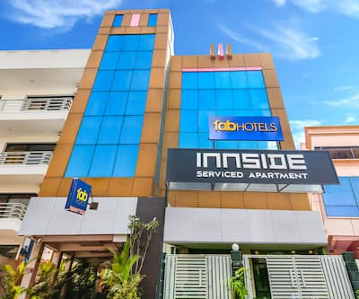 FabHotel Innside Serviced Apartment T Nagar,Chennai