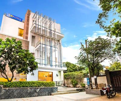 FabHotel Infinity Nest,Gurgaon