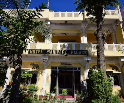 Hotel Bani Park Palace,Jaipur