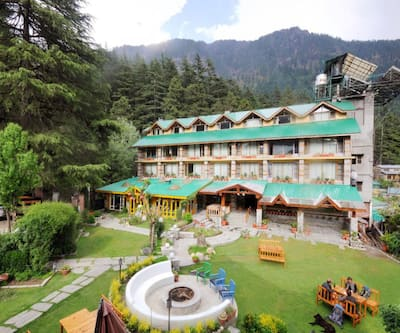 Johnson Lodge,Manali
