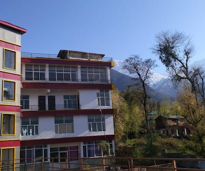 Highland Village Resort,Dharamshala