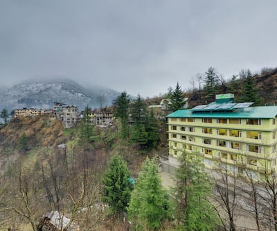 The Fern Residency,Manali