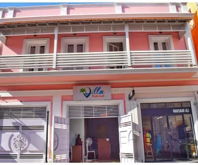 Villa Monte Carlo,Pondicherry