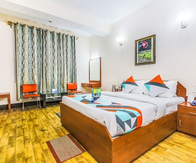 FabHotel Red Cherry Residency M.G Marg,Gangtok