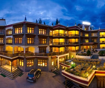 Ladakh Residency,Leh