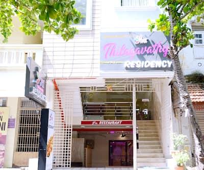 TR Residency,Pondicherry