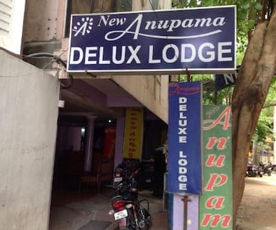 New Anupama Deluxe Lodge 1,Hyderabad