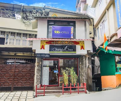 Hotel Changlo Chen, Tibet Road,