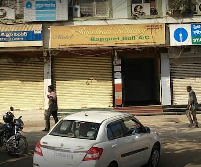 Hotel Rajadhani Residency,Hyderabad