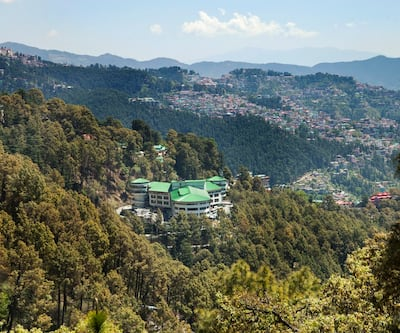 Kyriad Hotel Shimla (A unit of Hotel C K International Shimla), Near Bus Stand,