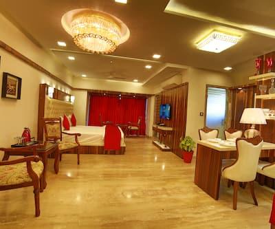 Sheratone A luxury Hotel,Mount Abu