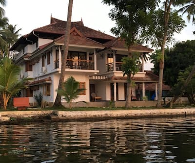 The Pamba Heritage Villa,Alleppey
