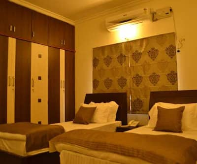 Blueberry Service Apartments,Hyderabad