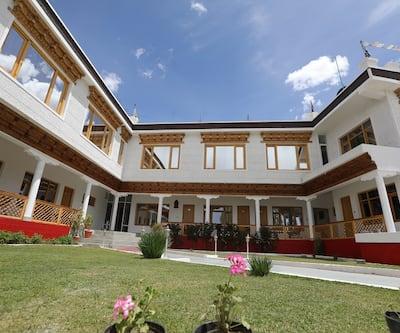Zambala Inn, Changspa,